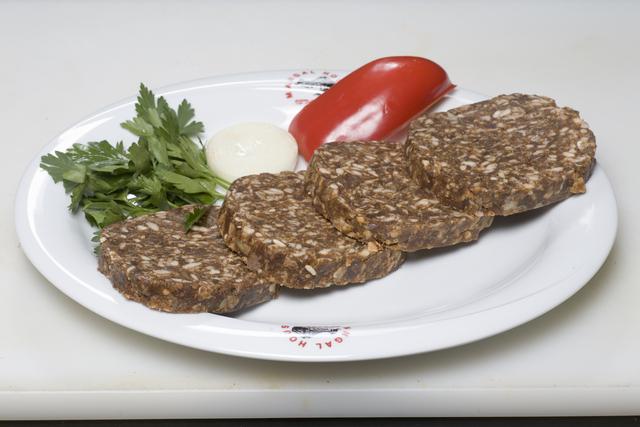 Колбаса турецкая с приправами